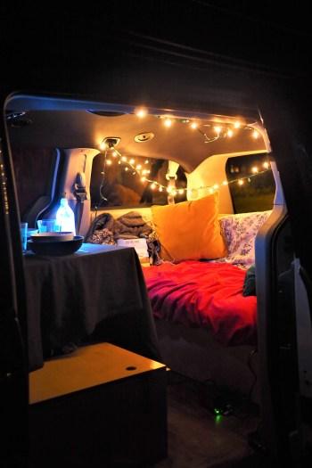 camper van rent - Montreal