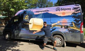 Sepaq mobile - Van