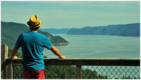 Fjord du Saguenay rive nord ou rive sud?