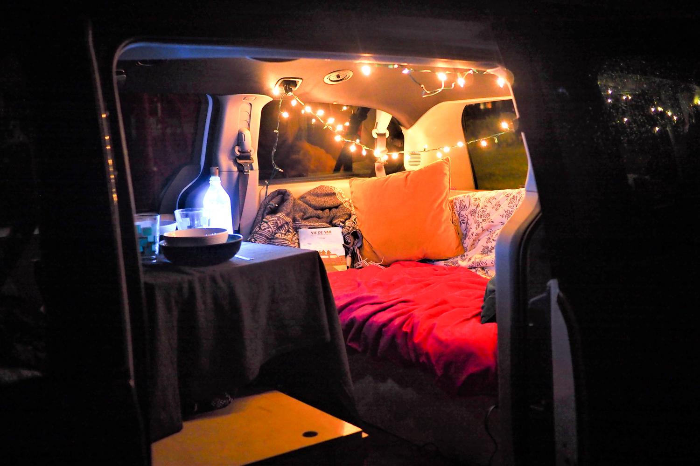 Profiter du confort d'un van aménagé pour s'évader et voyager au Québec