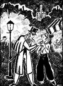 Arthur Zaidenberg Miss Urania en a rebours de J.K.Huysmans - Le Bastart