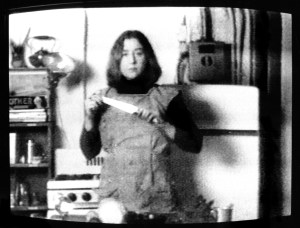martha rosler - kitchen - le bastart