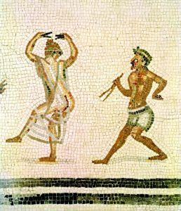 mosaic dancers - le bastart