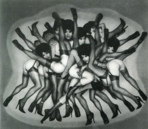 Pierre Molinier. Grand Melee c.1968 © ADAGP Courtesy kamel mennour, Paris