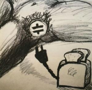 lee lozano - tostadora - le bastart