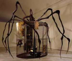 louise bourgeois - spider - le bastart