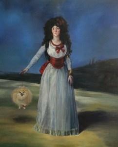 patria mateo - duquesa de alba - le bastart