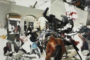 neta harari navon - riding horses - le bastart