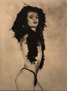 lorenza bottner - autorretrato - le bastart