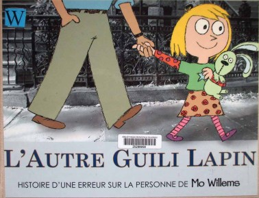 L'autre Guili Lapin-Mo Willems