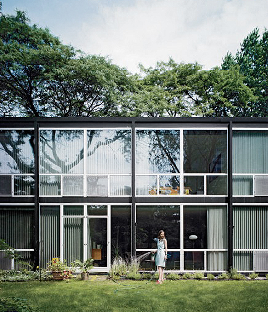 MIES IS MORE Amended LEBBEUS WOODS