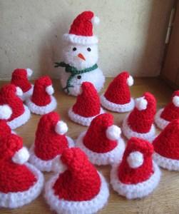 déco Noël crochet