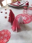 déco papier Noël