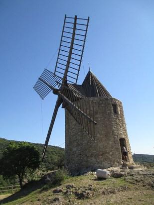 Moulin de Grimaud Var