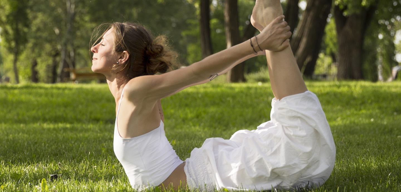 Abbildung: Clarissa Izzo, Neuzeit-Yogini