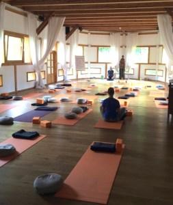 Yogasaal Rüdiger Dahlke
