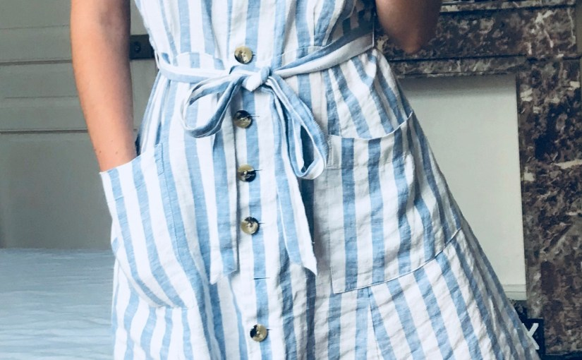 I Feel So Reckless When I Rock My Midi Dress