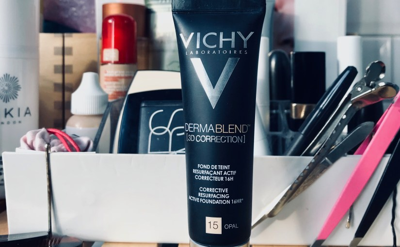 The Best Product To Cover Spots (in my humble opinion)