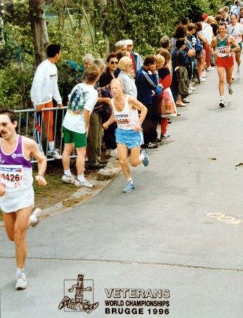 марафон Брюгге 1996
