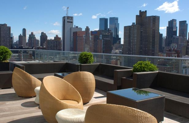 The press lounge rooftop bar Ink48  Lebello outdoor