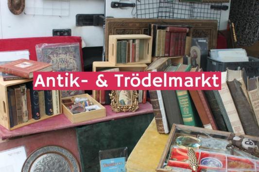 Antik & Trödelmarkt