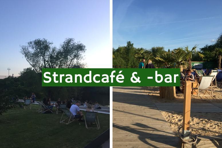 Strandcafé & -bar in Gießen