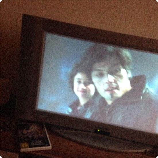 12 von 12 - April 2014 - DVD die Vampirschwestern