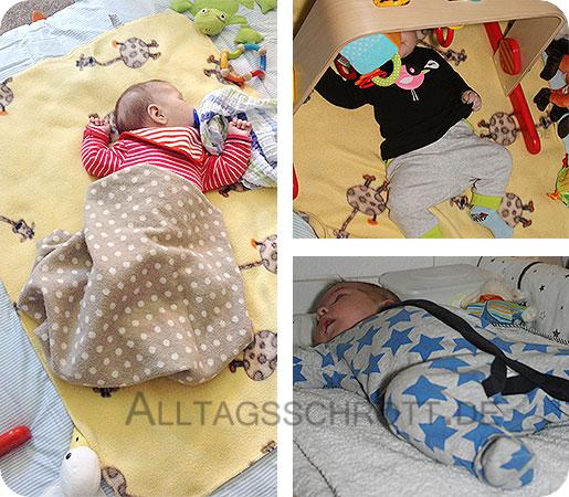 3 Monate Baby - 3. Lebensmonat - Rückblick Baby