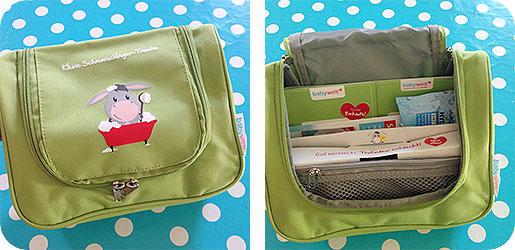 Rossmann Babywelt Tasche