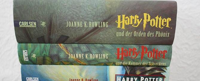 Bücher zu verkaufen - Harry Potter
