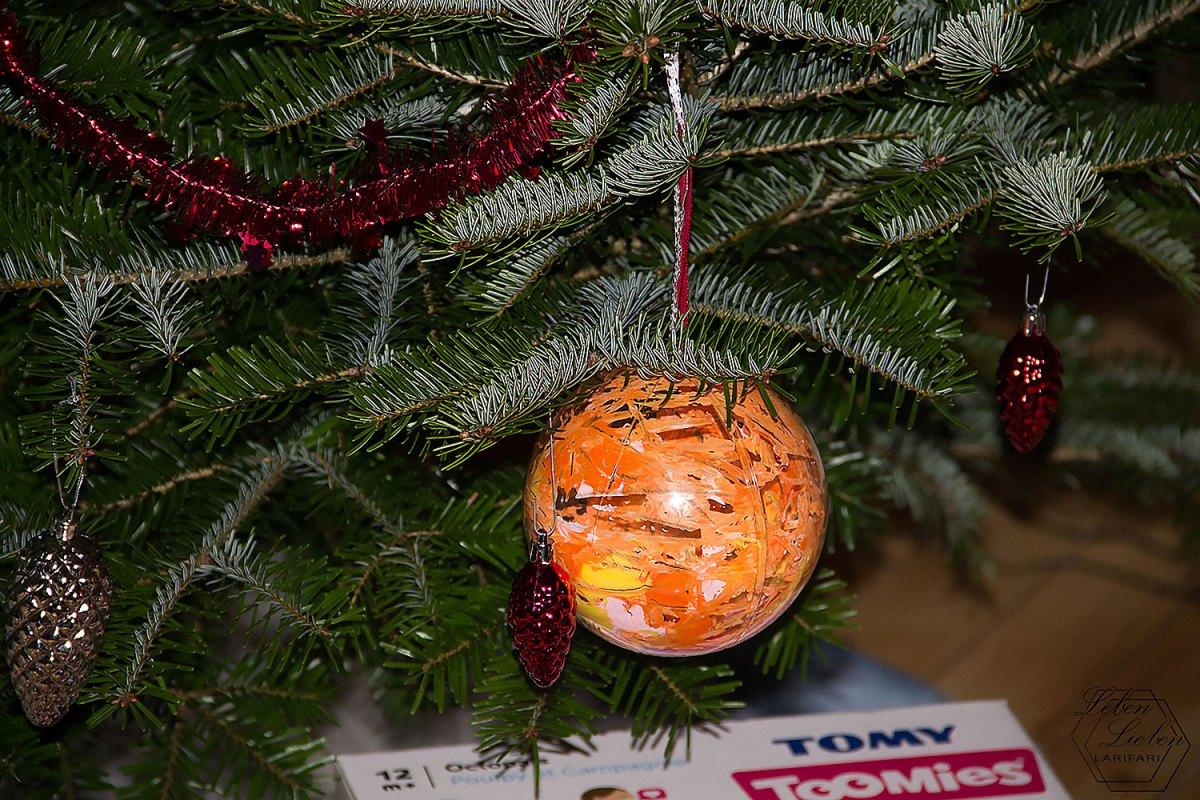 Weihnachtskugel von Lotte