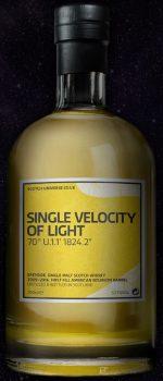 Single Velocity Of Light