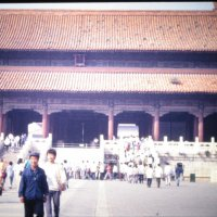 Photo gallery of a special woman- Silkroad to China (1st visit)