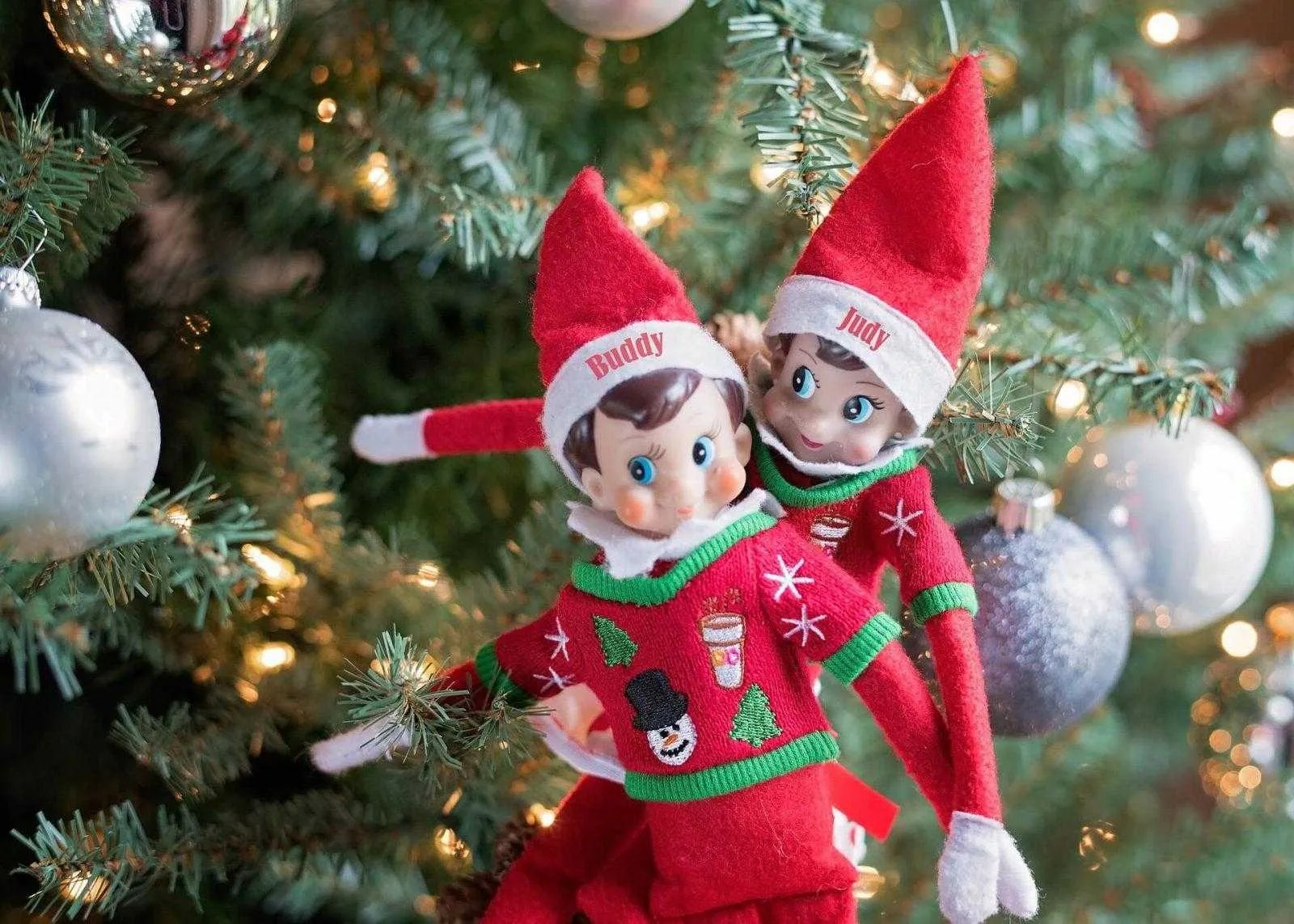 Tradition Weihnachten Elf On The Shelf – Tradition Vor Weihnachten In Den Usa