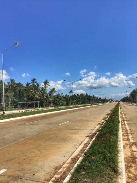 herrlich neue Strassen 11 Thailand