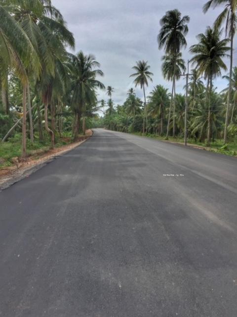 herrlich neue Strassen 12 Thailand