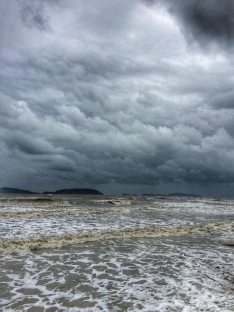 Meer und Monsun Chumphon Thailand