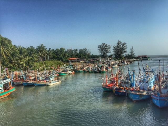 so geht November in Chumphon Thailand