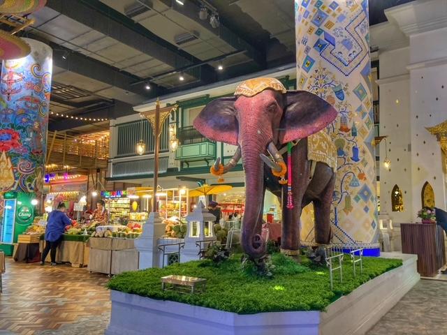 Einkaufszentrum Bangkok 3