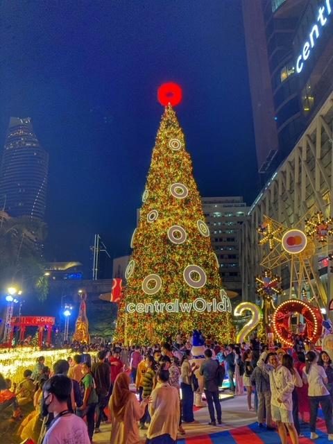 Einkaufszentrum Bangkok 8
