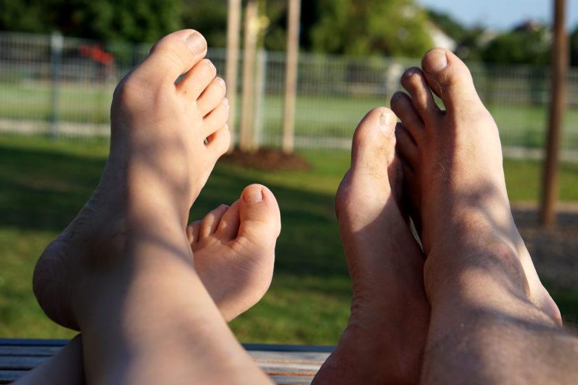 Fußliebe