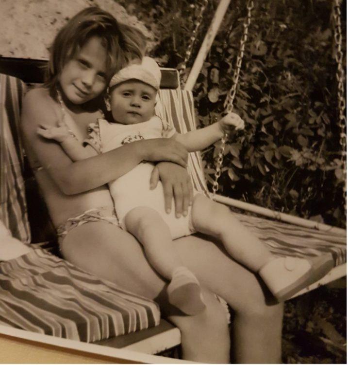 mein Bruder und ich
