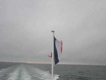 Atlantiküberfahrt unter der Trikolore