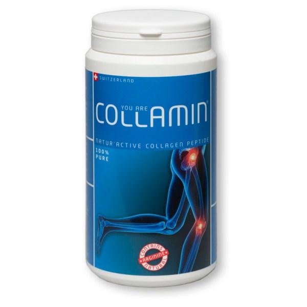 Collamin® Peptide – Gelenkmobilität