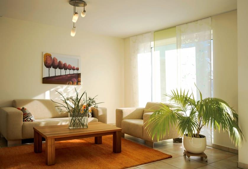 Feng Shui Wohnzimmer  effektive Problemlsung durch