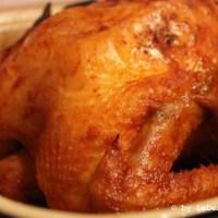 Scharfe Marinade für Hühnchen bzw. Chicken Wings