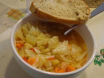 Kohlsuppe