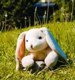 Lebenskissen - Zirbenkissen Plüschtier Kinder Hase