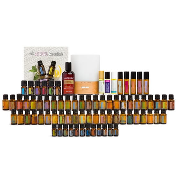 doTERRA Essential Oil Collection