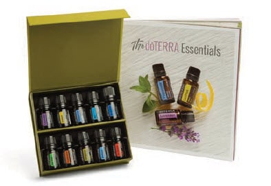 doTERRA Family Essential Enrolment Kit